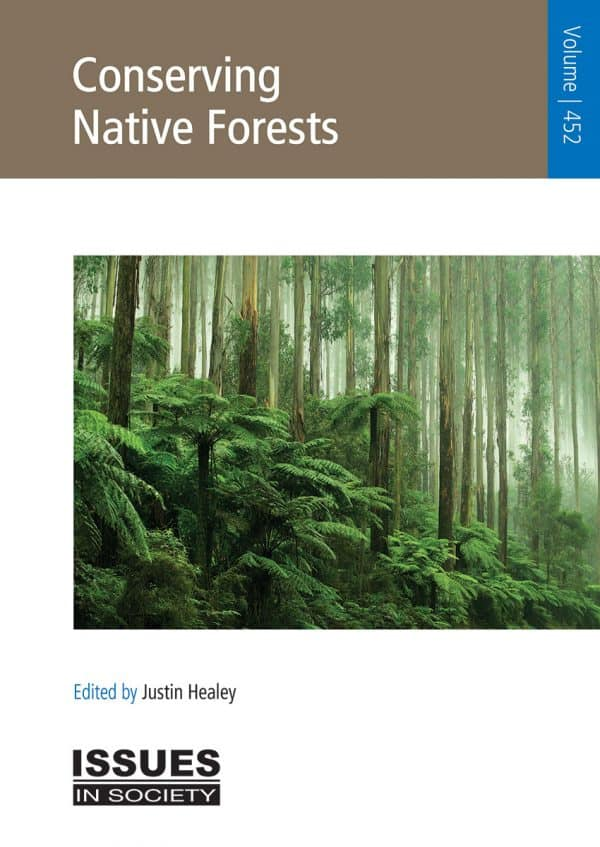 v.452 CONSERVING NATIVE FORESTS