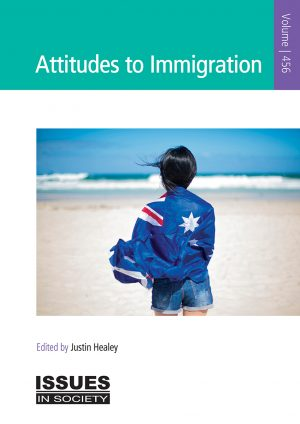 456 Attitudes to immigration