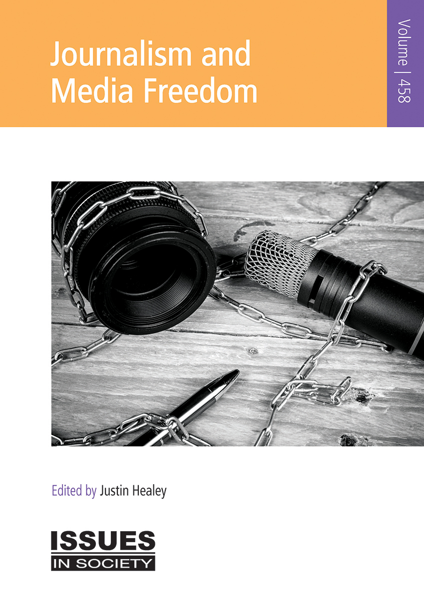 Journalism and Media Freedom