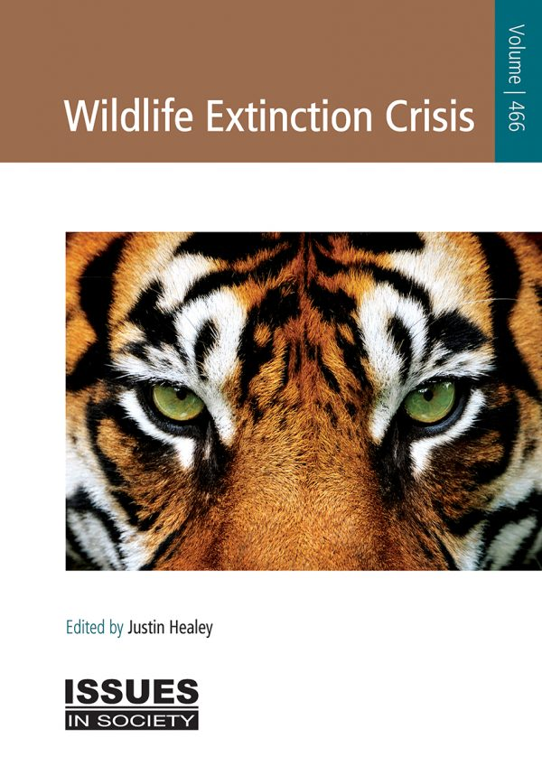 v.466 WILDLIFE EXTINCTION CRISIS