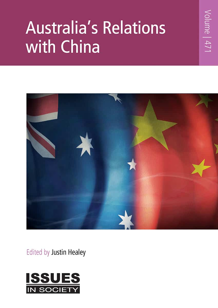Australia's Relations with China